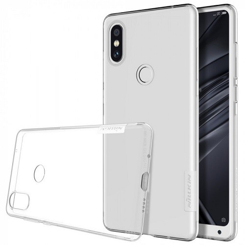 Накладка Nillkin Nature TPU Xiaomi Play Gray фото
