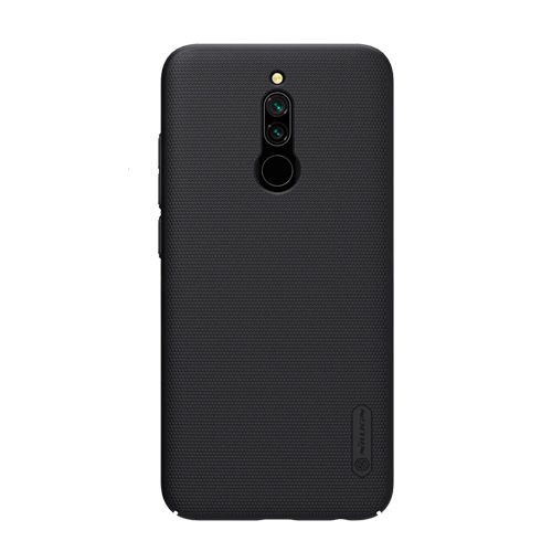 Накладка Nillkin Super Frosted Shield Xiaomi Redmi 8 Black фото