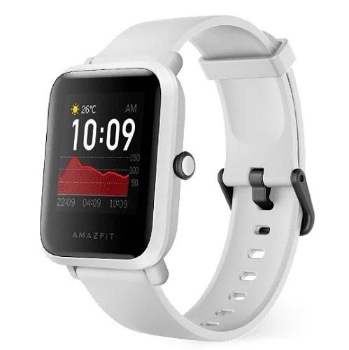Умные часы Xiaomi Amazfit Bip S White Rock фото