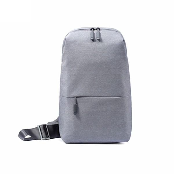 Рюкзак Xiaomi Chest Bag (рюкзак через плечо) Gray фото