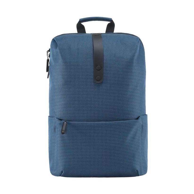 Рюкзак Xiaomi Leisure College Style Blue (Синяя клетка) фото