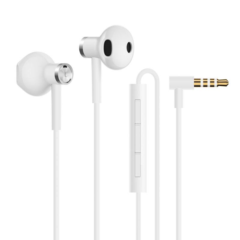 Наушники Xiaomi Dual-Unit Half-Ear (White) BRE01JY фото