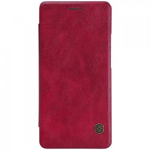 Книжка Nillkin Qin Leather Xiaomi K20/K20 Pro/Mi 9T/Mi 9T Pro Red фото
