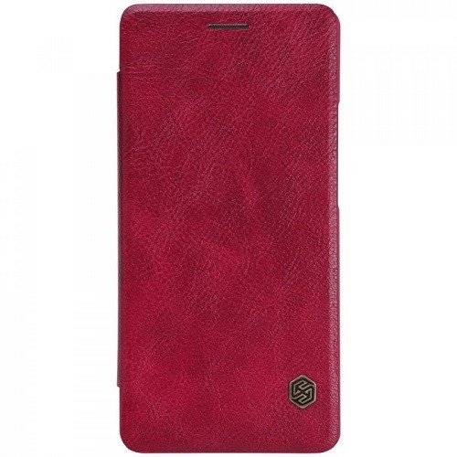 Книжка Nillkin Qin Leather Case Xiaomi 9 SE Red фото