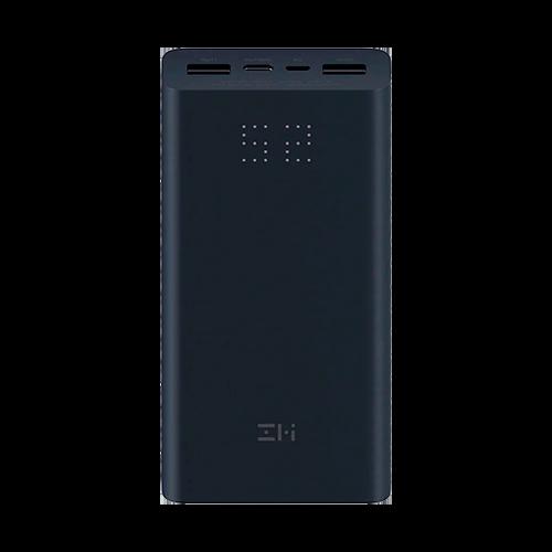 Внешний аккумулятор Power Bank ZMI QB822 (20000 mAh) Black фото