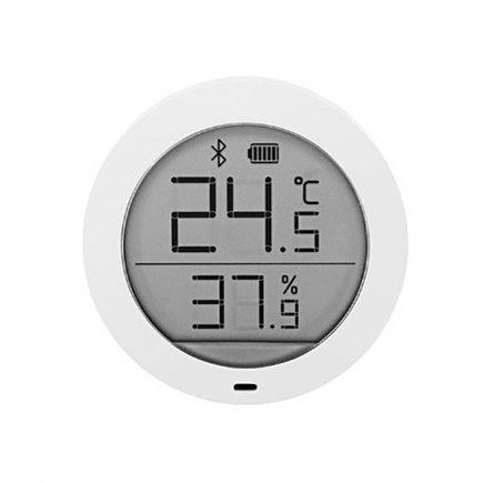 Датчик температуры и влажности Xiaomi Mijia Bluetooth Hygrothermograph фото