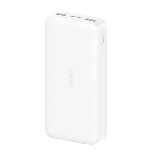 Внешний аккумулятор Redmi Fast Charge 20000 mAh-White фото