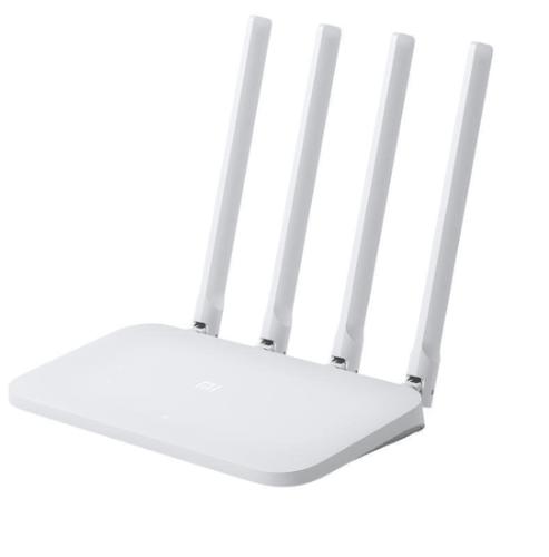 Роутер Xiaomi Mi WiFi Router 4C White фото