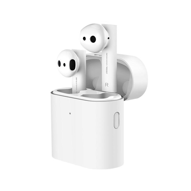 Беспроводные наушники Xiaomi Air2 Mi True Wireless Earphones White фото