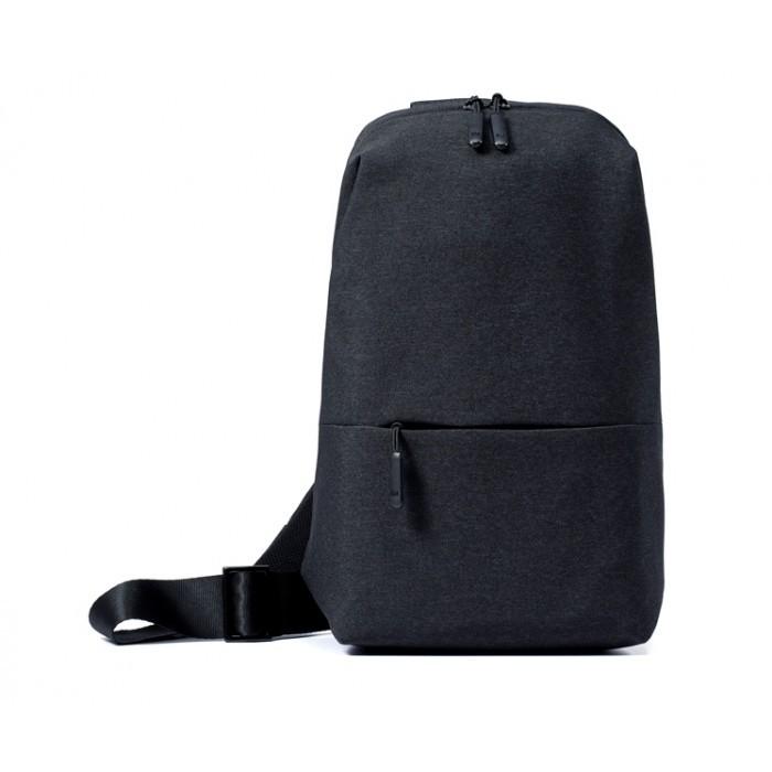 Рюкзак Xiaomi Chest Bag (рюкзак через плечо) Black фото