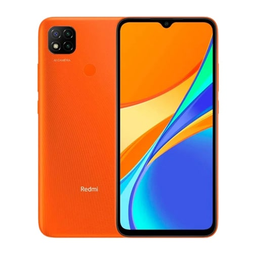 Xiaomi Redmi 9C 3/64GB Orange фото