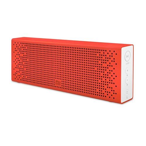 Портативная колонка Xiaomi Mi Bluetooth Speaker Pocket Aluminium Red фото