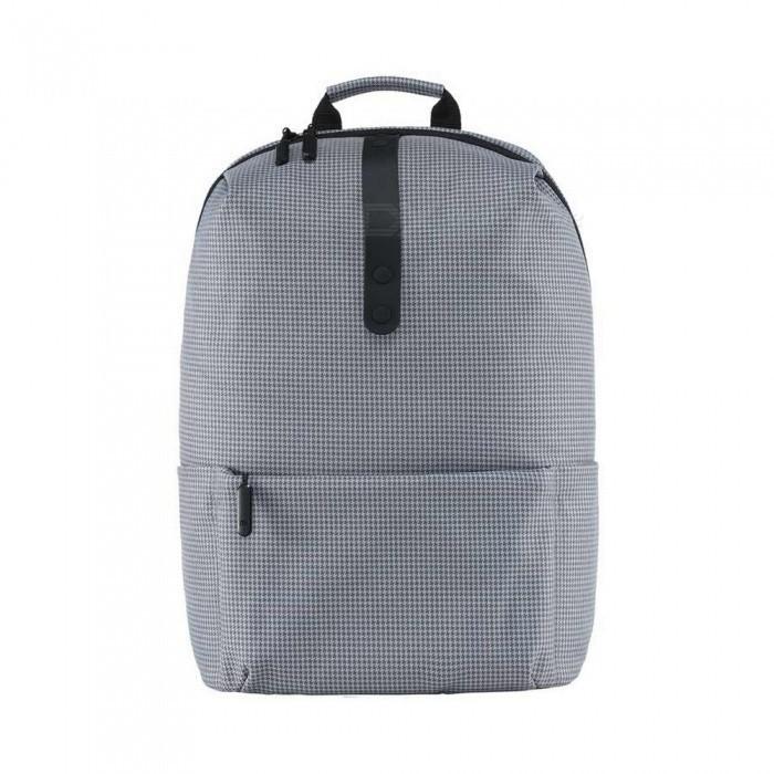 Рюкзак Xiaomi Leisure College Style Gray (Серая клетка) фото