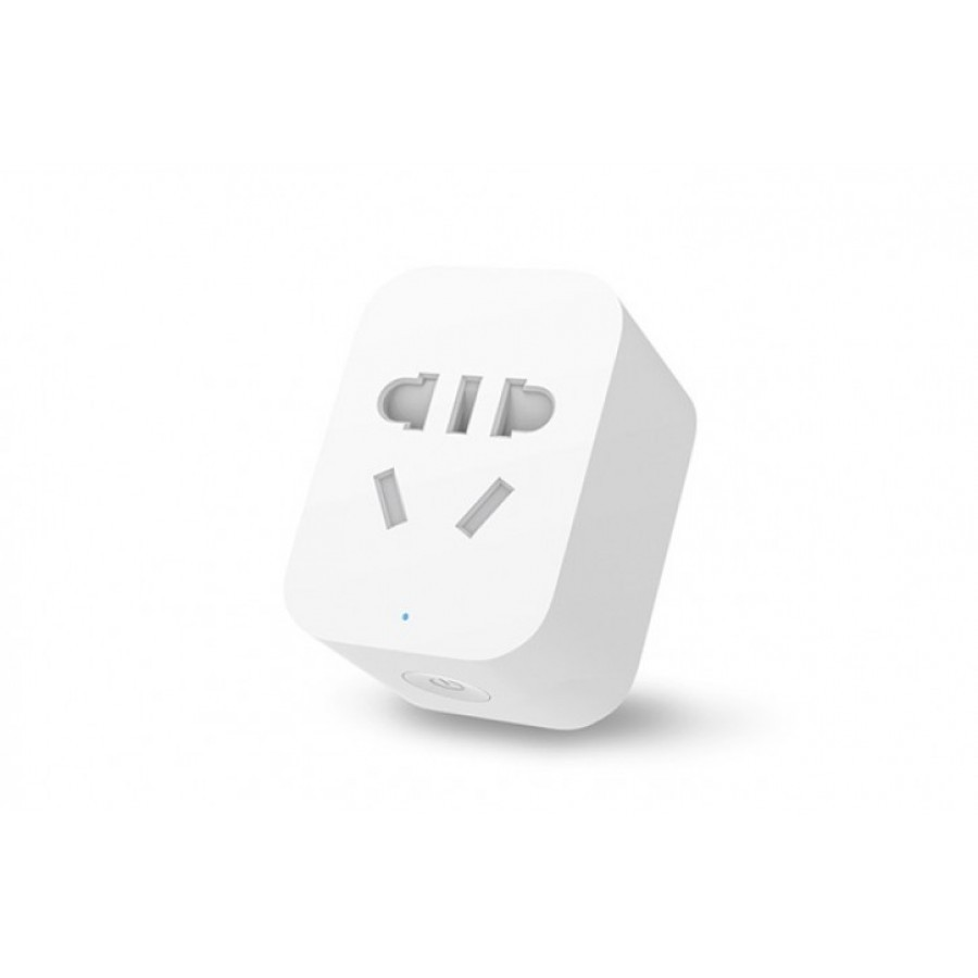 Wi-Fi Розетка Xiaomi Mi Smart Socket  - купить со скидкой