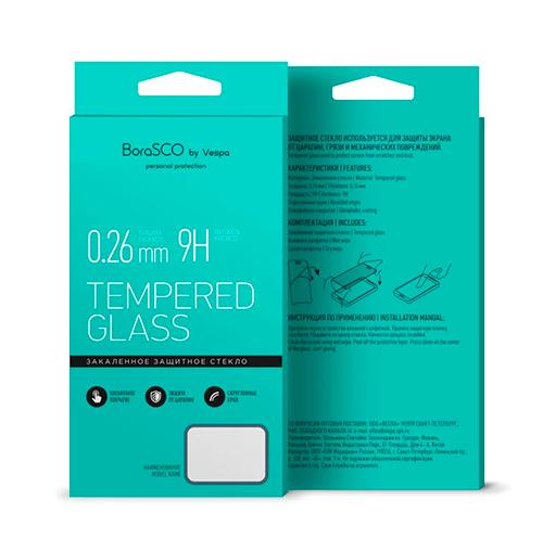 Защитное стекло BoraSCO 0,26 мм для Xiaomi Redmi Mi A2 фото