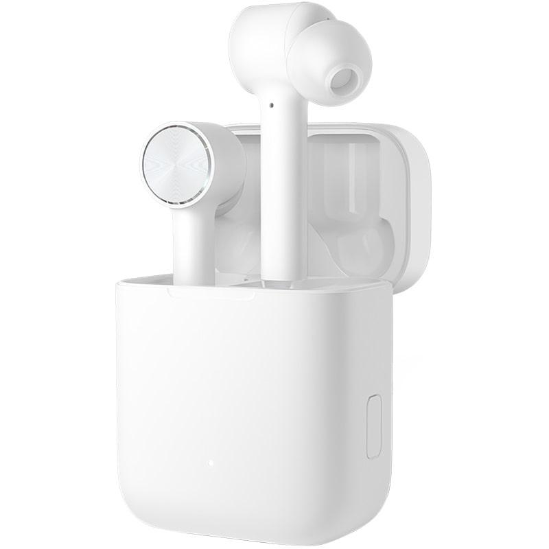Беспроводные наушники Xiaomi AirDots Pro Mi True Wireless Earphones White (TWSEJ01JY) фото