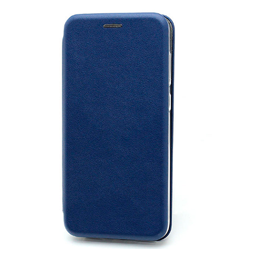 Чехол-Книжка Fashion Case Xiaomi Mi 9 (Синий) фото