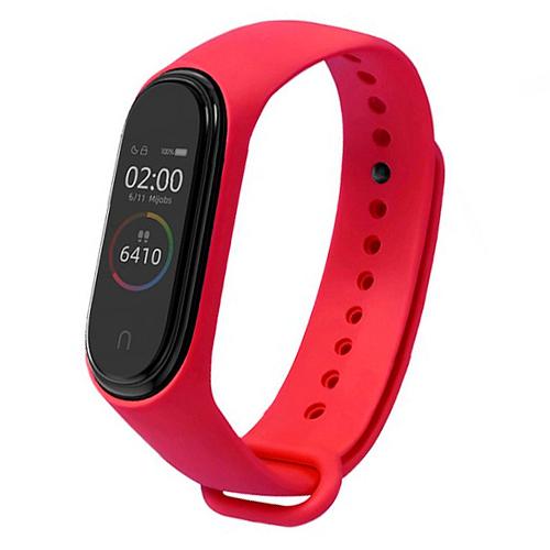 Фитнес-браслет Xiaomi Mi Band 4 Red фото
