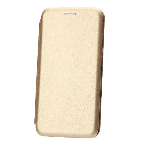 Чехол-Книжка Fashion Case Xiaomi Mi 9 (Золотой) фото