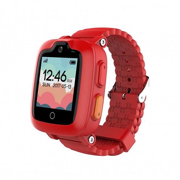 Детские часы Elari KidPhone 3G Red (KP-3G) фото