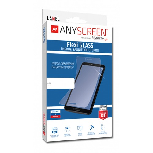 Гибкое стекло Flexi ANYSCREEN для Samsung Galaxy A51 фото