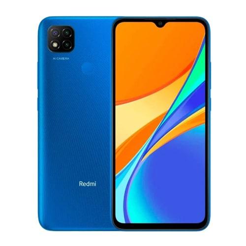 Xiaomi Redmi 9C 3/64GB Blue фото