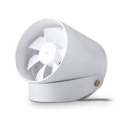 Портативный вентилятор Xiaomi VH 2 USB Portable Fan, белый фото