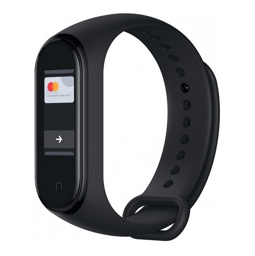 Фитнес-браслет Xiaomi Mi Band 4 NFC Black фото